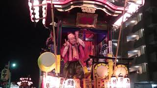 Funky grandpa - one of  traditional dance styles in Japan -