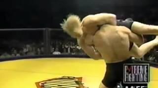 Самбо против вин-чун (Sambo vs Wing Chun in MMA)