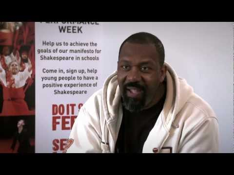 Lenny on Performance | Royal Shakespeare Company