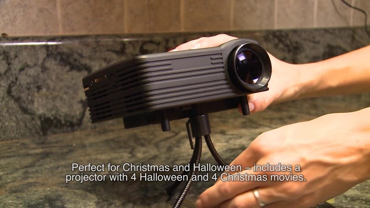Mr Christmas Projector.Mr Christmas Virtual Projector H264 1080p