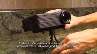Mr. Christmas Virtual Projector H264 1080P