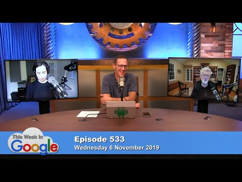 Smart Home Has Jumped the Shark - This Week in Google 533