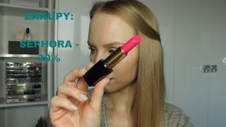 ZAKUPY ➤ - 30% w Perfumerii Sephora