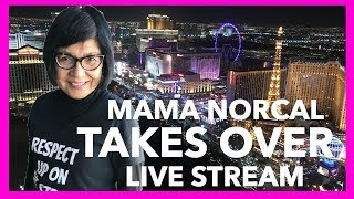 🔴MAMA NORCAL TAKES OVER...LIVE STREAM @ The Wynn | NorCal Slot Guy