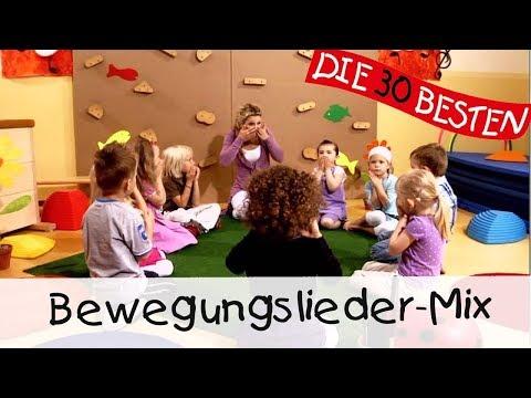 Kinderlieder Bewegungslieder-Mix - Singen, Tanzen und Bewegen || Kinderlieder