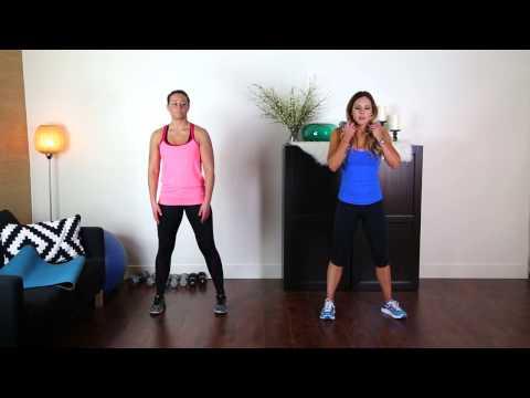 Week 11 Workout 1 IdealShape Up Challenge! 12 weeks of Free Fat-Burning Workouts!