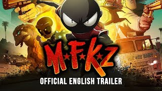 MFKZ [Official English Trailer, GKIDS - Now out on Blu-Ray, DVD & Digital!]