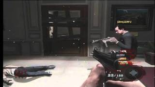 "Call of Duty Black Ops ""FIVE"" Gameplay 4-Players Part 1"