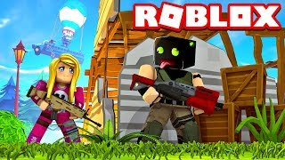 SO SIEHT FORTNITE in ROBLOX AUS?! - Roblox [Deutsch/HD]