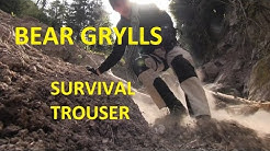 BEAR GRYLLS Survival Trouser by Craghoppers - TESTED & REVIEWED -