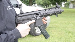 Sig Sauer MPX Review