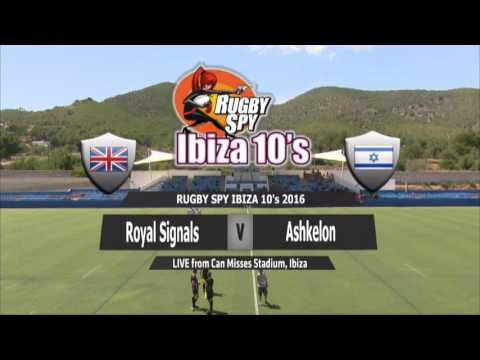 RugbySpy Ibiza 10's 2016 - Friday Stadium Live