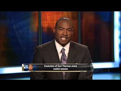 NFL analyst Darren Woodson discusses Earl Thomas and Kenny Vaccaro [May 8, 2013]