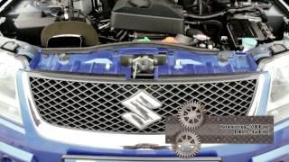 Тест-драйв БУ авто Suzuki Grand Vitara