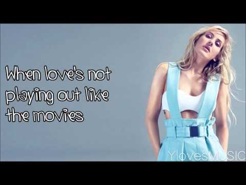 Ellie Goulding - Don't Panic (Lyrics)