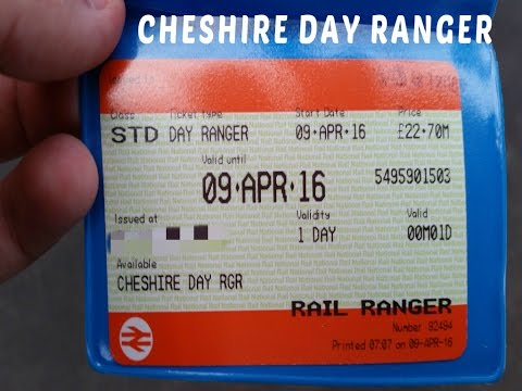 Cheshire Day Ranger Video Diary - 9th April 2016.