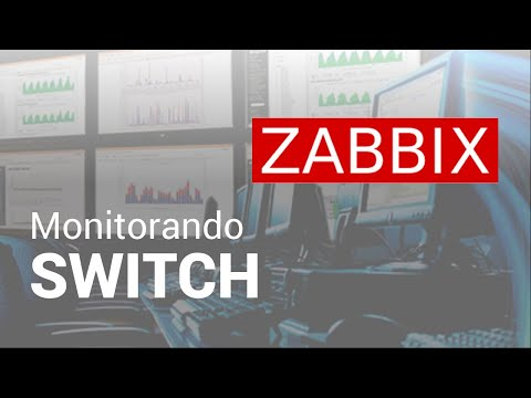 Monitorando switch gerenciável com Zabbix via snmp