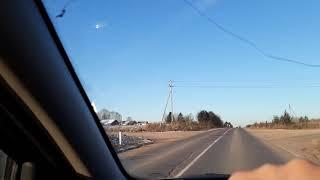 Дорога до Вологды. Мини путешествие.