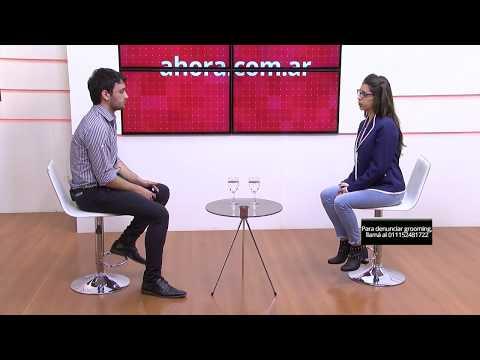AHORA TV | Entrevista a Daniela Caprarulo