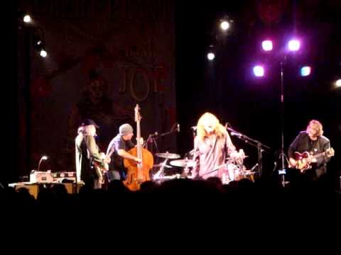 Robert Plant & The Band of Joy - Houses of the Holy live/@ The Olympia Liverpool 21st 0ctober 2010
