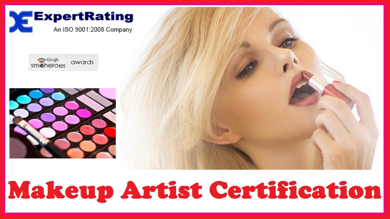 Makeup artist certification youtube xflitez Image collections
