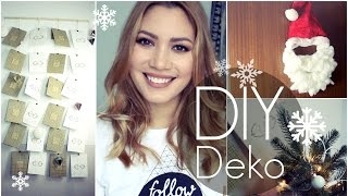 DIY Deko für Winter/Weihnachten/Advent | funnypilgrim