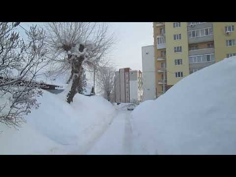 Где техника для очистки Саратова от снега