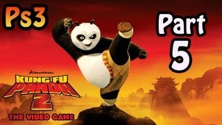 Kung Fu Panda 2: The Video Game (PS3) Walkthrough Part 5
