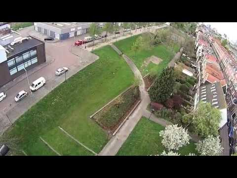 X8 drone camera test