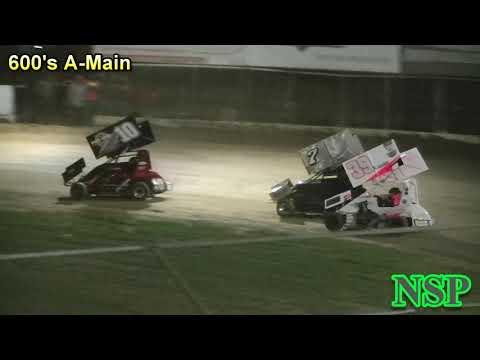April 26, 2019 600 Mini Sprints A-Main Deming Speedway