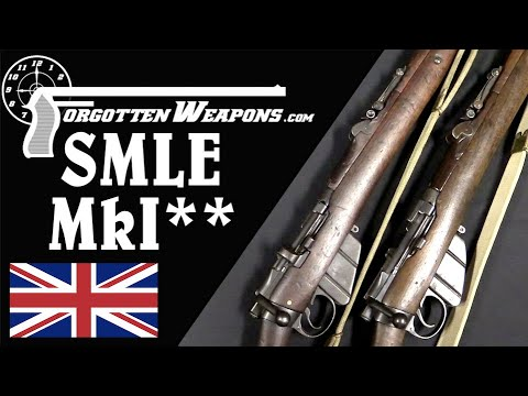 New Rifles for Old Ammo: The Royal Navy's Unique SMLE MkI**
