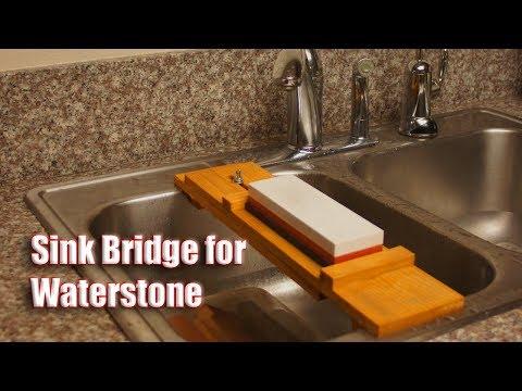 Sink Bridge For Waterstone