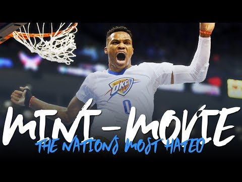 Russell Westbrook: The Nations Most Hated (2017 MVP Mini-Movie) ᴴᴰ