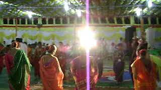 Cultural Dindi and Pauli Program Part 1/6 at Arts and Science College Bhalod