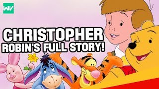 Winnie The Pooh Explains Christopher Robin's FULL Story (ft. Brian Hull)