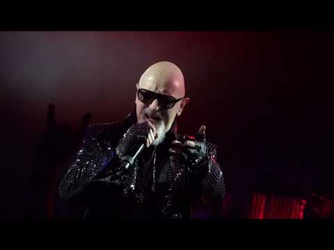 """Rob Halford """"Breaking The Law"""" & """"Living After Midnight""""  LIVE In Phoenix, AZ 12/14/2019"""
