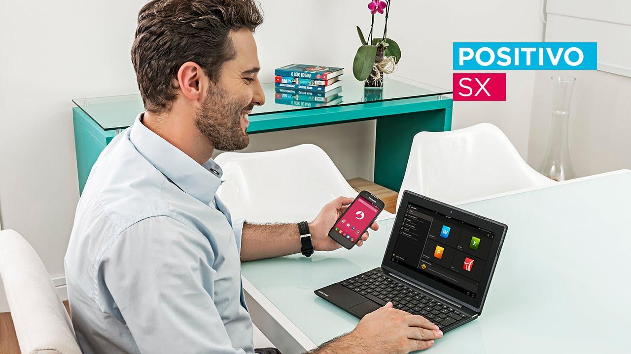 Positivo Sx Com Android U2122 So