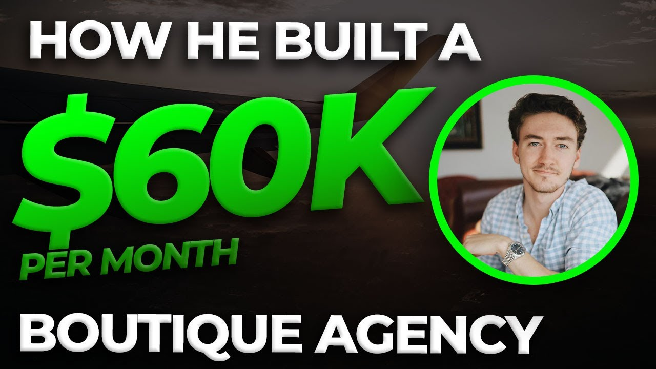 How Trey Cockrum Built A $60,000/Per Month Agency (GrowYourAgency Student Interview)