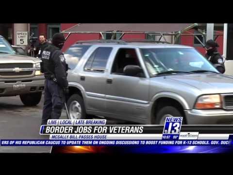 Border Jobs for Veterans Act Passes House