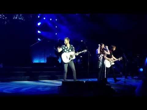 Lady Antebellum, Heartbreak - Bethel Woods, July 26, 2018