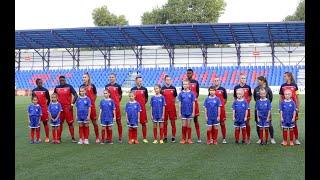 Лига Чемпионов (женщины) ФК Минск - Цюрих (Швейцария) 1-0 Обзор матча