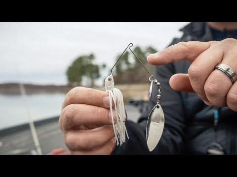 Burghoff on the Details of the SlingBladeZ Spinnerbait