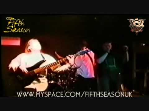FIFTH SEASON 'VOICE FOR INSECURITY' LIVE @ THE BREWERY UK 1998