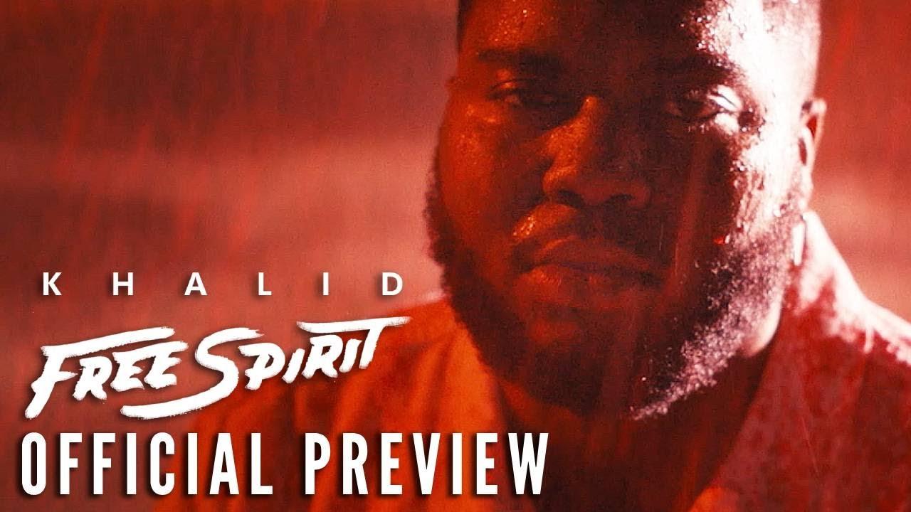 KHALID: FREE SPIRIT – Now On Digital & On Demand!