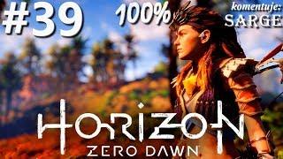 Zagrajmy w Horizon Zero Dawn (100%) odc. 39 - Pogromczyni wielkich maszyn