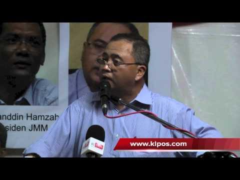 Azmin Ali Akan 'Guna' Mak Tom Menjelang PRU 13 - Zahid Md Arif 7/3/2013