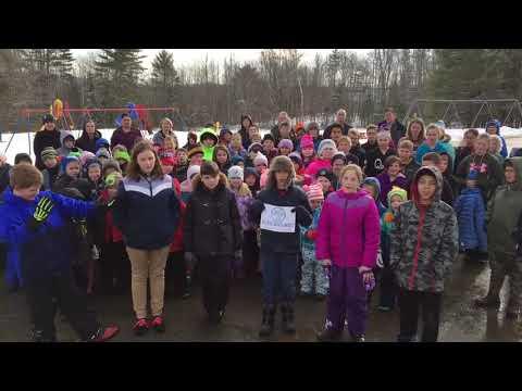 Prescott Memorial School - WinterKids Winter Games 2019