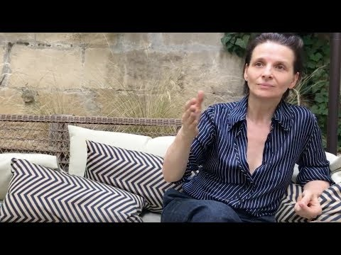 Avignon 2017 : entretien avec Juliette Binoche