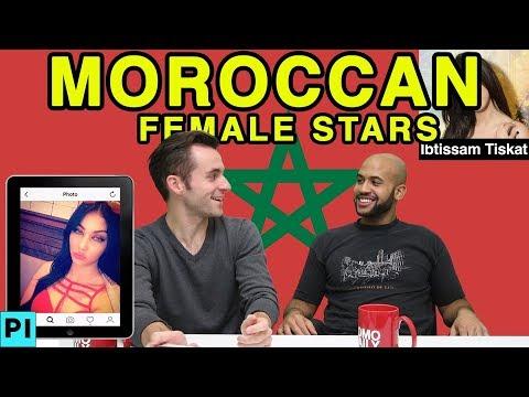 Moroccan Female Stars • Like, DM, Unfollow