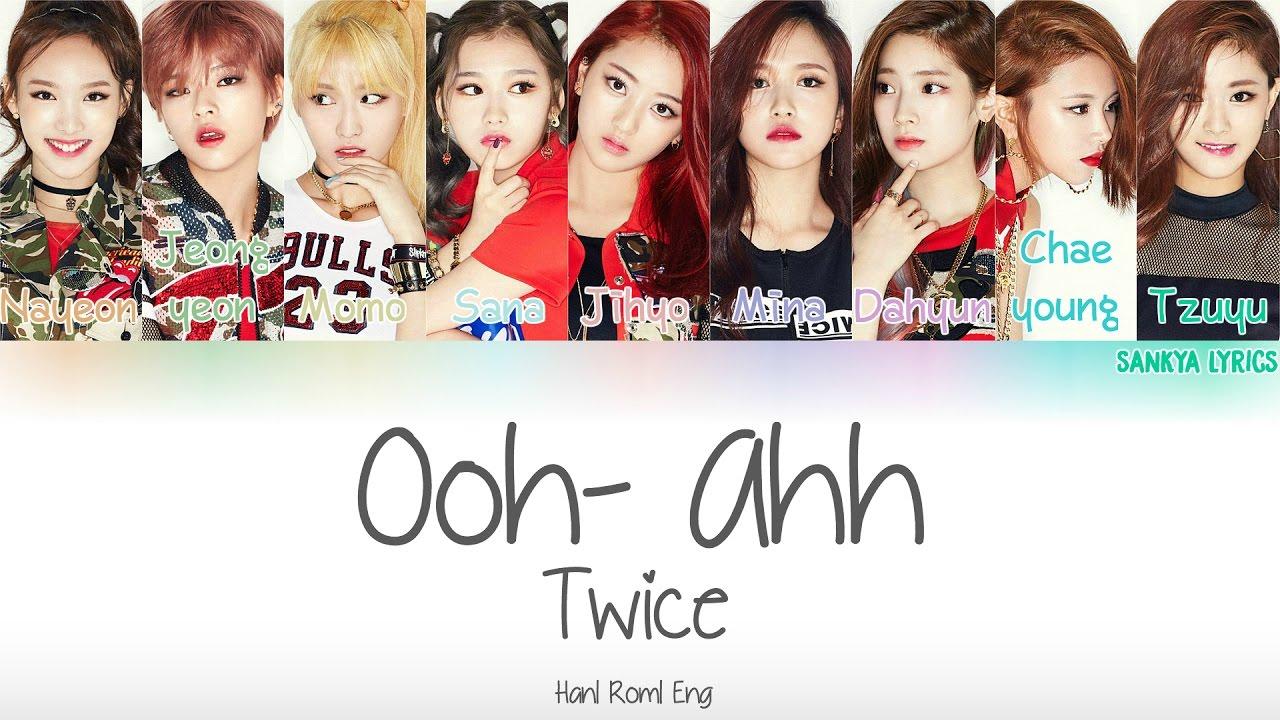 """Kết quả hình ảnh cho """"Like Ooh-Ahh"""" - TWICE"""